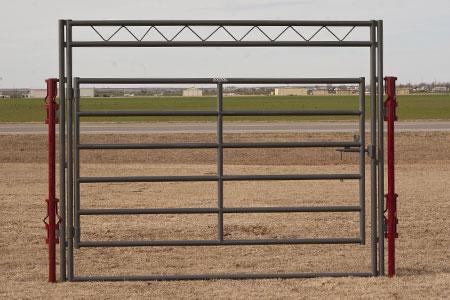 panels and gates