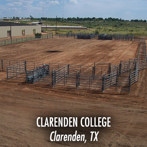 Clarenden College - Clarenden, TX-WEB