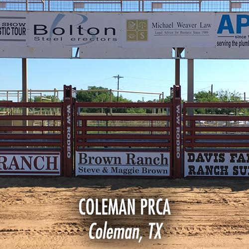 Coleman PRCA - Coleman, TX-WEB