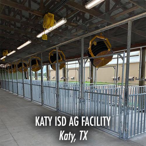 Katy ISD Ag Facility - Katy, TX-WEB
