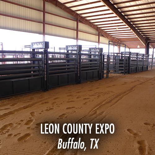 Leon County Expo - Buffalo, TX-WEB