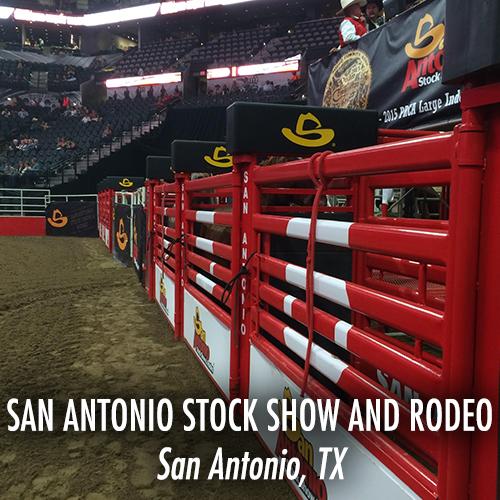 San Antonio Stock Show and Rodeo - San Antonio, TX-WEB