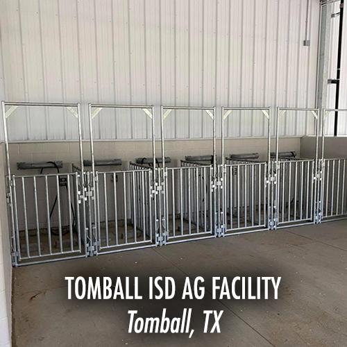 Tomball ISD Ag Facility - Tomball, TX-WEB